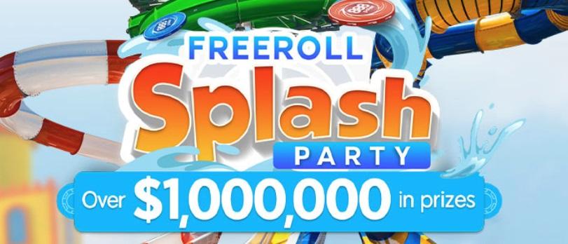 freeroll splash party 888poker