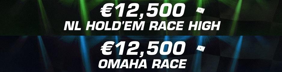 cash game races ipoker