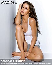News Shannon Elizabeth Voted Sexiest Poker Player