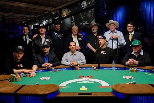 2009 Wsop Final Table