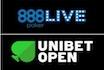 Die Live-Stationen von 888poker und Unibet in 2020