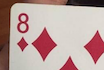 The eight of diamonds goes viral (no, really)