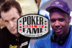 Phil Ivey et David Ulliott au Poker Hall of Fame