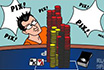 Poker Cartoon - La Foto