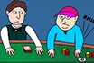Poker Cartoon - Banned