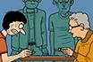 Pokerowy Komiks - Scrabble