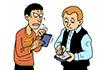 Pokerowy Komiks - Granie w Komunikacji