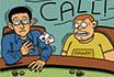 Pokerowy Komiks - Krzyk
