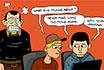 Pokerowy Komiks - Rounders