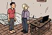 Pokerowy Komiks - Wirtualny Poker