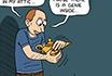 Pokerowy Komiks - Dżin