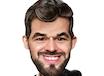Signiertes Schachbrett von Magnus Carlsen zu gewinnen