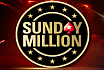 The Sunday Million buy-in halves permanently