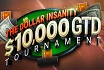 Qualify for free for two $10,000 tournaments