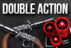 Deposit now to play all new Double Action freerolls