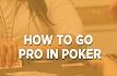 Montag: Was braucht es zum Pokerprofi - Teil 2