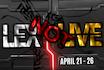Lex Live 3 wird im April online ausgetragen