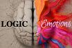 Die Dissonanz zwischen Gefühl und Logik