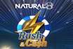 rush & cash leaderboard natural8