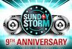 Sunday-Storm-Jubiläum mit Preispool von $1 Million