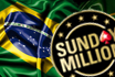 Brasil conquista 3º título consecutivo no Sunday Million