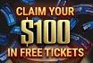 Der Weg zur WSOP mit $100 in Gratis-Tickets
