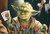 Pokerowe GIFy - edycja Yody